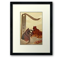 Journey: Soul Saver Framed Print