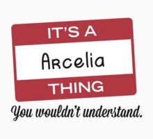 Its a Arcelia thing you wouldnt understand! by masongabriel