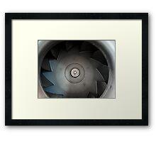 Engineering Art Framed Print