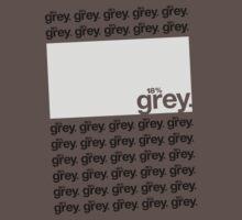 18% Grey Test Tee V2