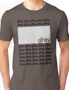 18% Grey Test Tee V2 Unisex T-Shirt