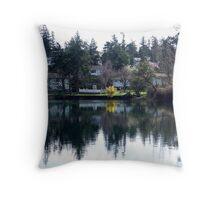 Neighbourhood Throw Pillow