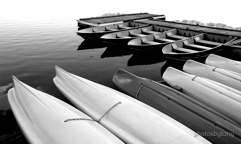 Kayaks for Rent #2 by photosbytony