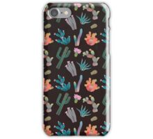 Desert Nights Watercolor iPhone Case/Skin