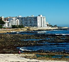 Sea Point seascape by davridan