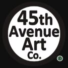45th Ave Art Co. logo by 45thAveArtCo