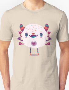 Puffy monster Unisex T-Shirt