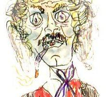 MY Uncle Sam(uel) by joseph baron-pravda