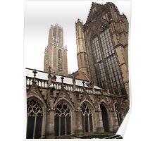 dom tower, utrecht, Netherlands Poster