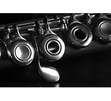 Flute 9638 Photographic Print
