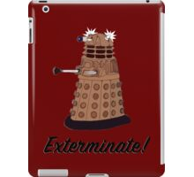 """Exterminate!"" iPad Case/Skin"