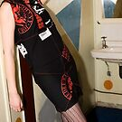 pin up style 1950's couture clothing  by Rosina  Lamberti