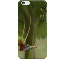 Monkey D. Luffy and Gon Freecss iPhone Case/Skin