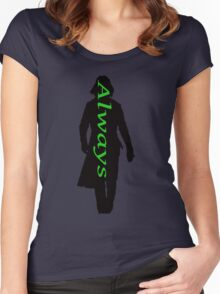Always Women's Fitted Scoop T-Shirt