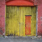 Door of Doors by Peter Baglia