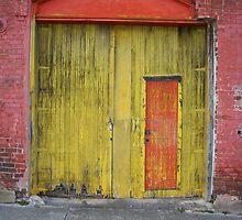 Door of Doors by Peter Baglia