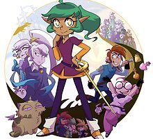 Harpy Gee Chapter 2 by Brianne Drouhard