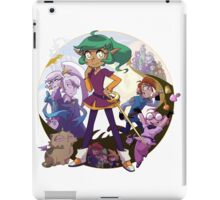 Harpy Gee Chapter 2 iPad Case/Skin