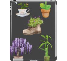 Potted Plants iPad Case/Skin