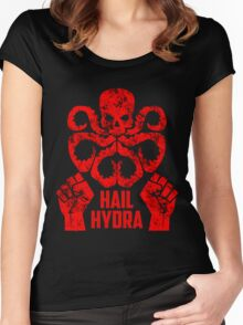 hail hydra v1 Women's Fitted Scoop T-Shirt