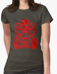 hail hydra v1 Womens Fitted T-Shirt