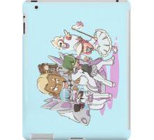 Chibi Elite 4 + Mako iPad Case/Skin