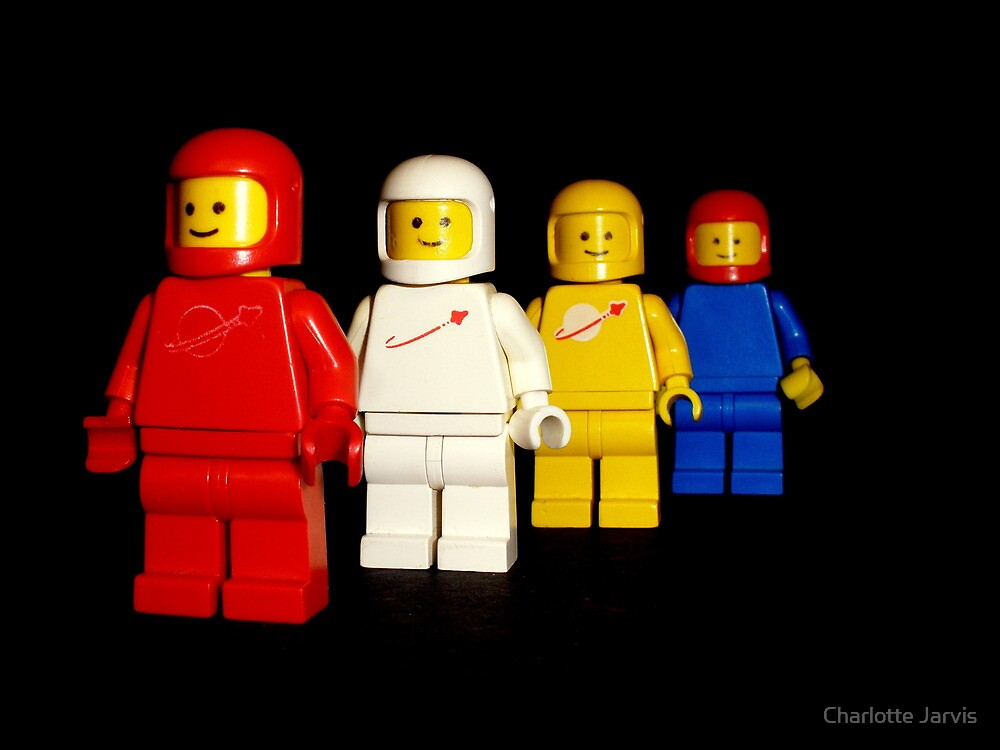 Spacemen team photo by Charlotte Jarvis