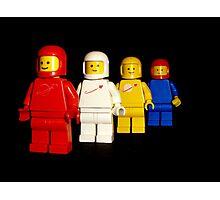 Spacemen team photo Photographic Print
