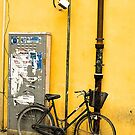 Bike In campo De Fiori by rorycobbe