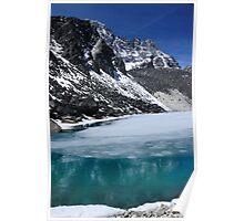 Gokyo Lake No. 2 - Nepal Everest Trail Poster