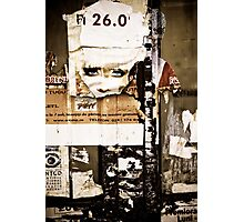OnePhotoPerDay Series: 125 by L. Photographic Print