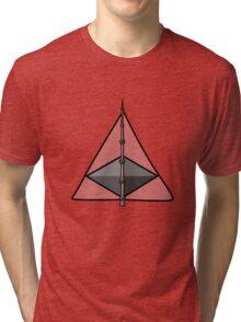 Deathly Hallows Tri-blend T-Shirt
