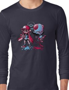 Inkling Trainer // Collaboration with Drew Wise Long Sleeve T-Shirt