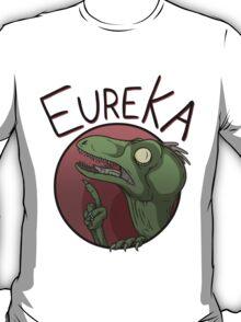 Eureka Raptor - Dinosaur T-Shirt T-Shirt