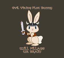 Evil Viking Plot Bunny Unisex T-Shirt