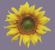 Sunny Sunflower Kids Tee