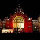 Royal Exhibition Building, Carlton Gardens-Melbourne by Rosina  Lamberti