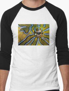 Eye-Liner Men's Baseball ¾ T-Shirt