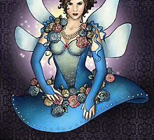 The Blue Fairy by CatAstrophe