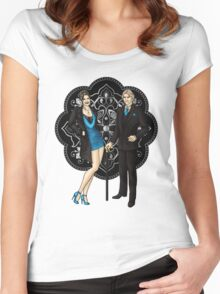 Remember the Night Women's Fitted Scoop T-Shirt