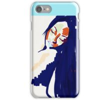 Long Hair iPhone Case/Skin