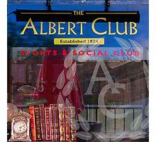 ALBERT MASHUP #2 Photographic Print