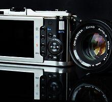 It's A New World - Zuiko 50mm f1.8 by Nick Bland