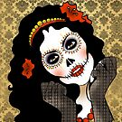 Sugar Skull by CatAstrophe