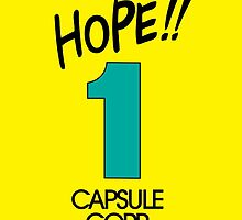 Hope! Time Capsule  by zeroheroes