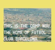 Futbol Club Barcelona Kids Clothes
