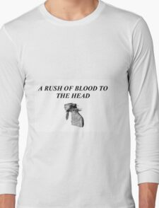 A Rush of Blood to the Head 2 Long Sleeve T-Shirt