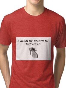 A Rush of Blood to the Head 2 Tri-blend T-Shirt