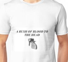 A Rush of Blood to the Head 2 Unisex T-Shirt