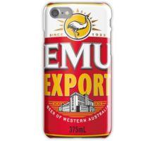 EMoo Export iPhone Case/Skin